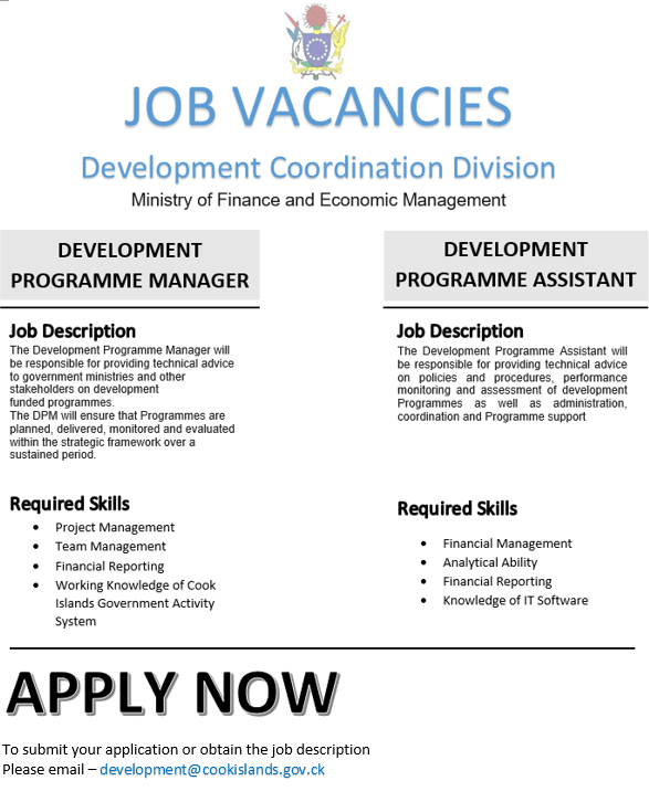 Vacancy MFEM